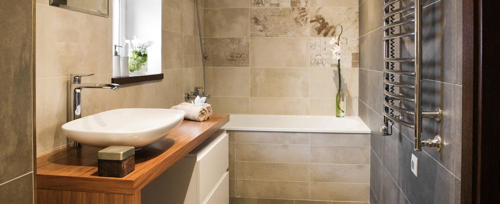 Bad, Installation, Dusche, Badewanne